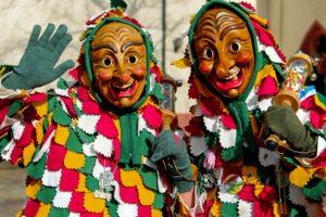 Carnaval pelo mundo